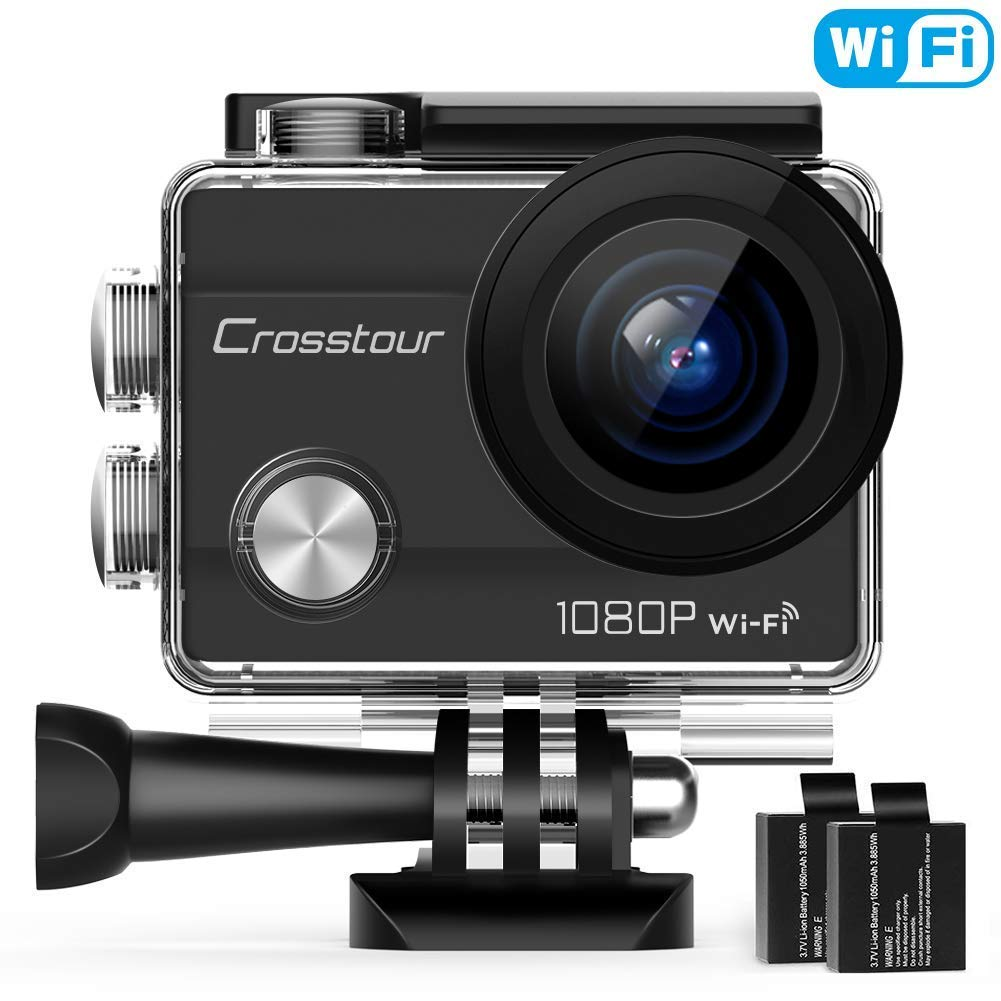 Crosstour Action Camera