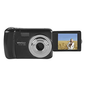 Vivitar 20.1 MP Digital Camera with 1.8 LCD
