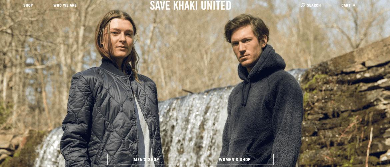 Save Khaki