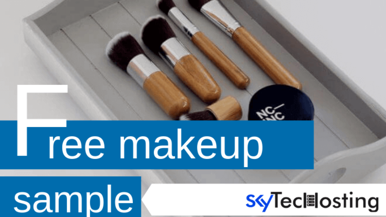 15 Websites From Where You Can Get Free Makeup Samples Skytechosting