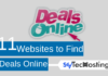 online deals websites