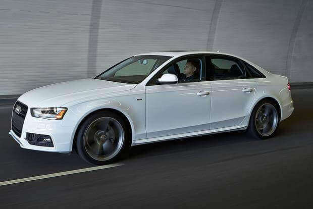 Audi A4 launched in 2015