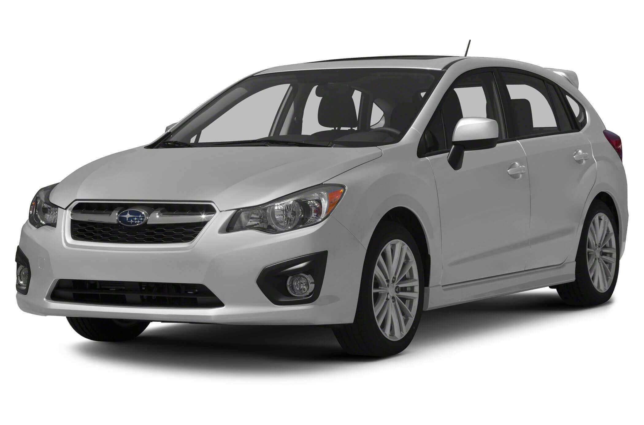 Subaru impreza launched in 2013