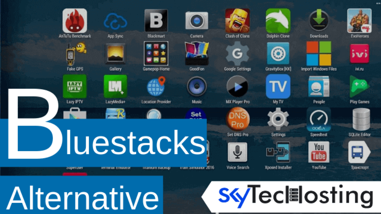 Top 13 Alternatives to Bluestacks to run the Android Apps in