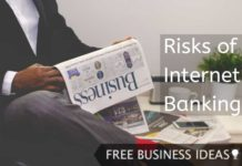 risks of Internet banking